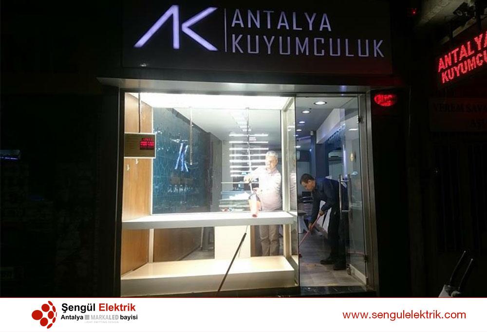 Antalya-Led, Markaled